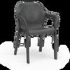 Στοιβαζόμενη καρέκλα granite thumb