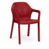 Chaise rouge scarlet Thumb