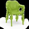 Στοιβαζόμενη καρέκλα apple green Thumb