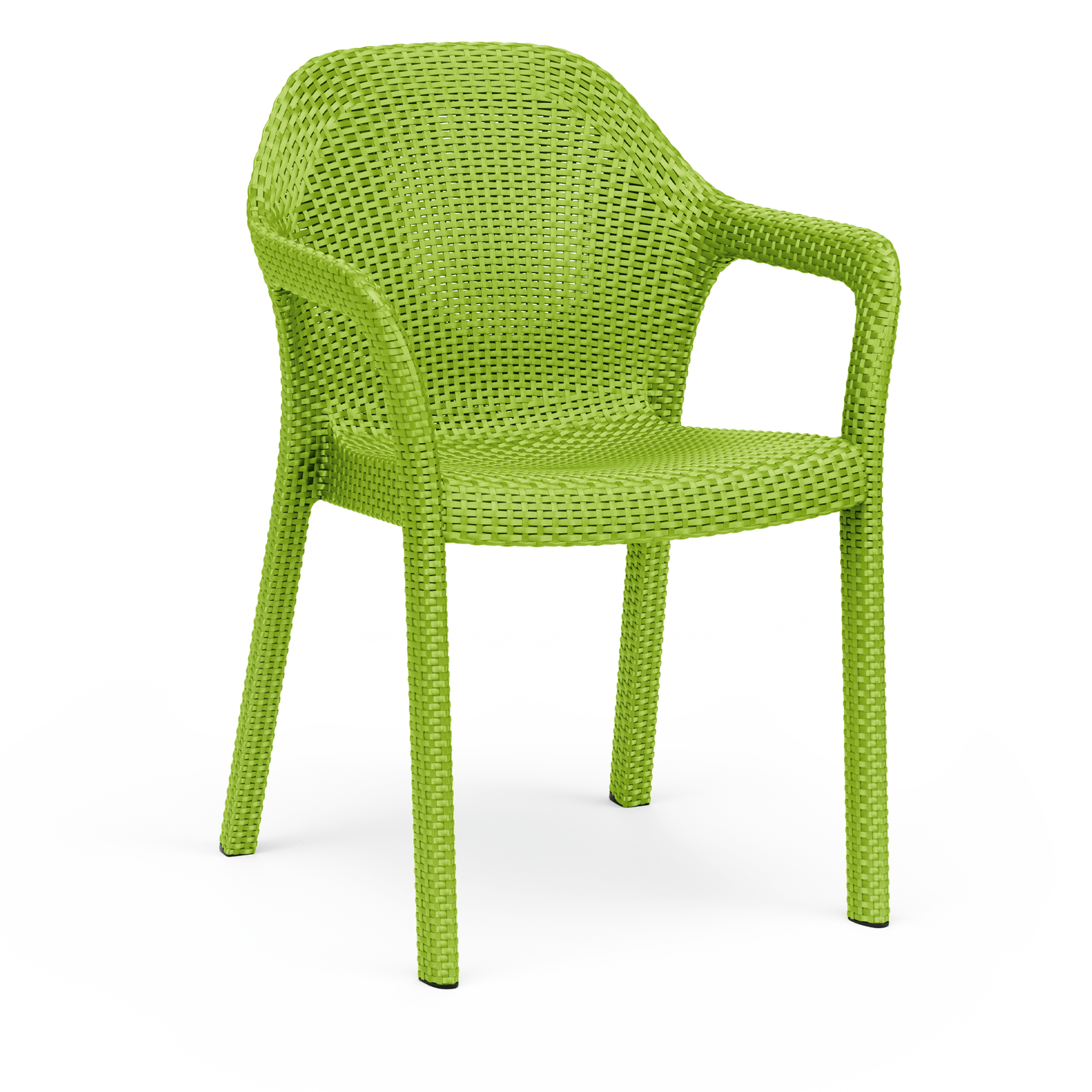 Chair apple green