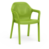 Chaise empilable vert pomme Thumb