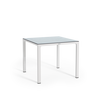 Small dining table with HPL tabletop white Thumb