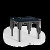 Esstisch mit HPL-Tischplatte klein granit thumb