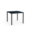 Small dining table with HPL tabletop granite Thumb