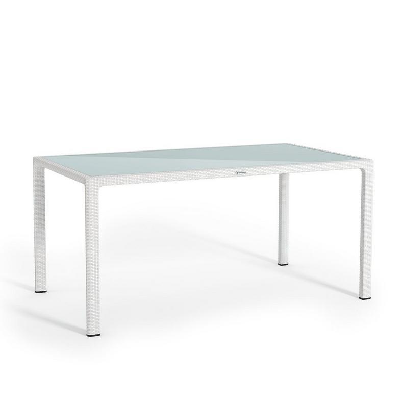 Eettafel groot wit