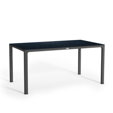 Large dining table with HPL tabletop granite