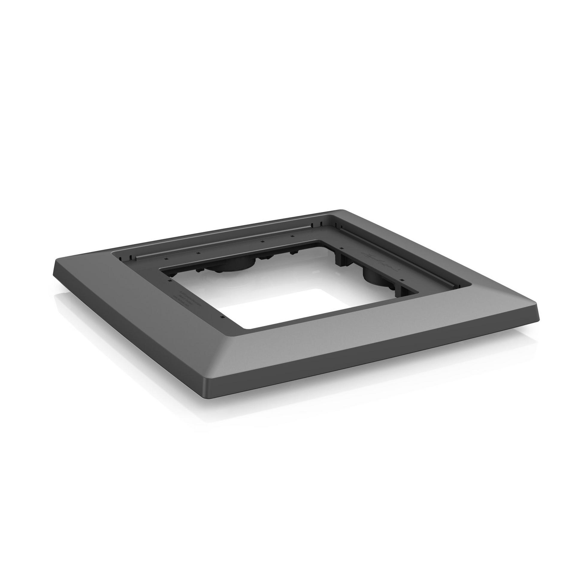 Coaster for CUBICO 40 charcoal