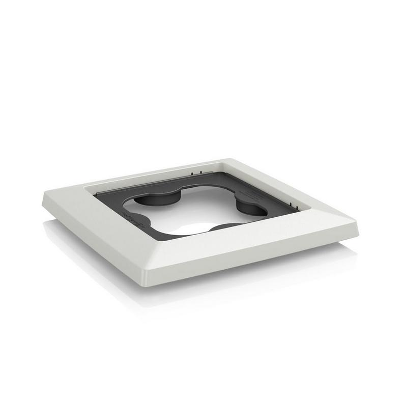 Coaster for CUBICO 30 white