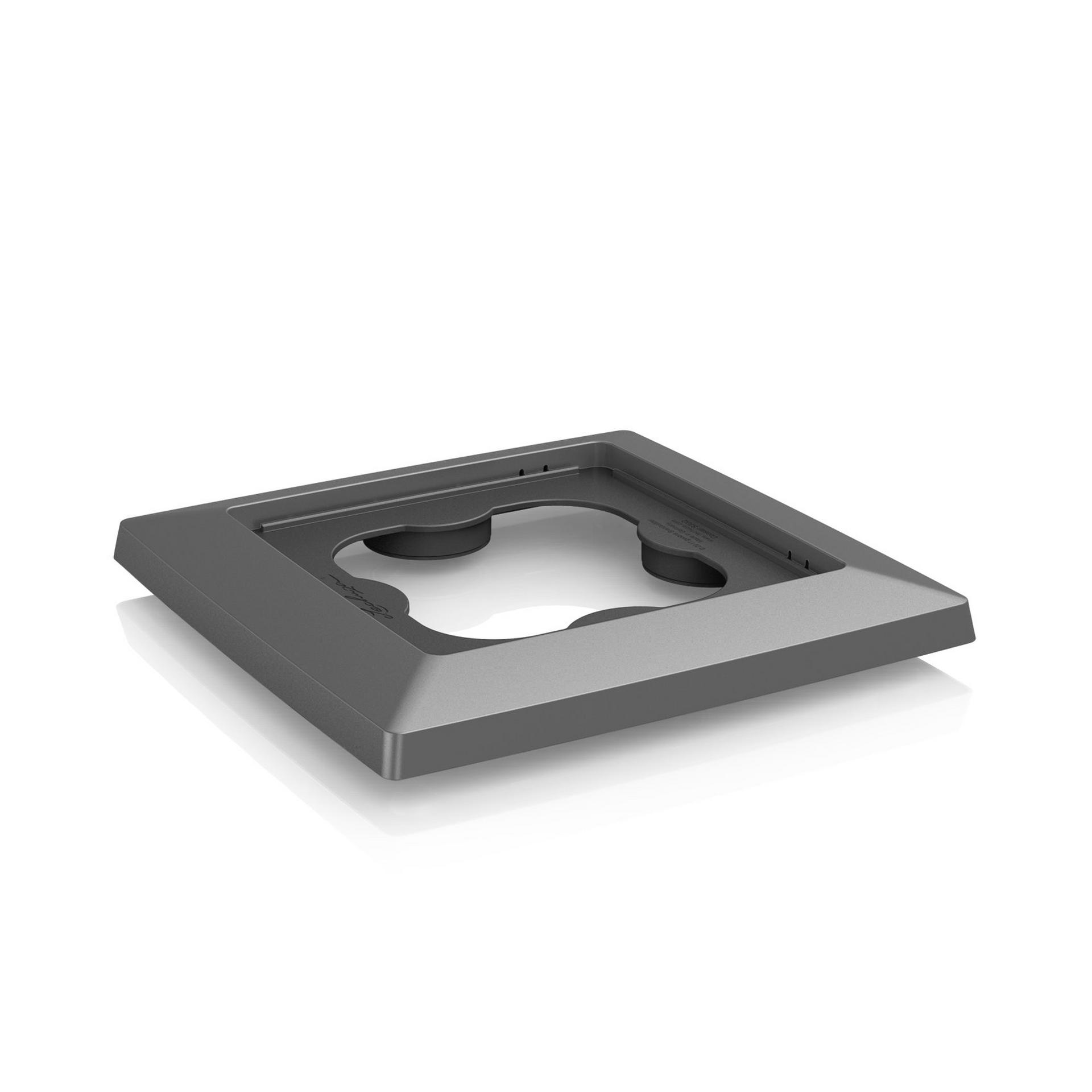 Coaster for CUBICO 30 charcoal