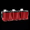 Green Wall Home Kit Glossy rouge scarlet ultra brillant Thumb