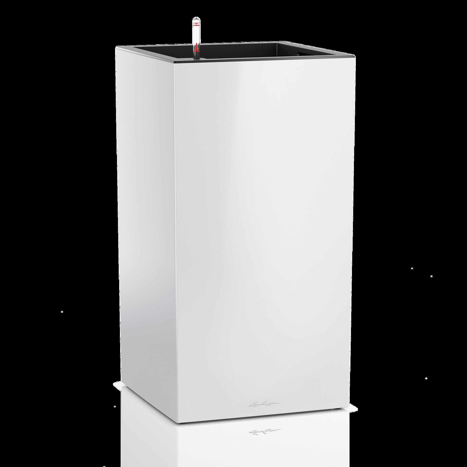 CANTO column 40 white high-gloss