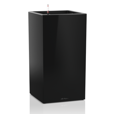 CANTO column 40 black high-gloss