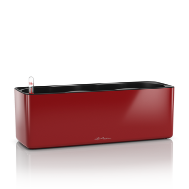 CUBE Glossy Triple scarlet red high-gloss