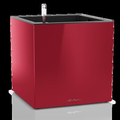 CANTO Куб 40 Ярко-красный блестящий