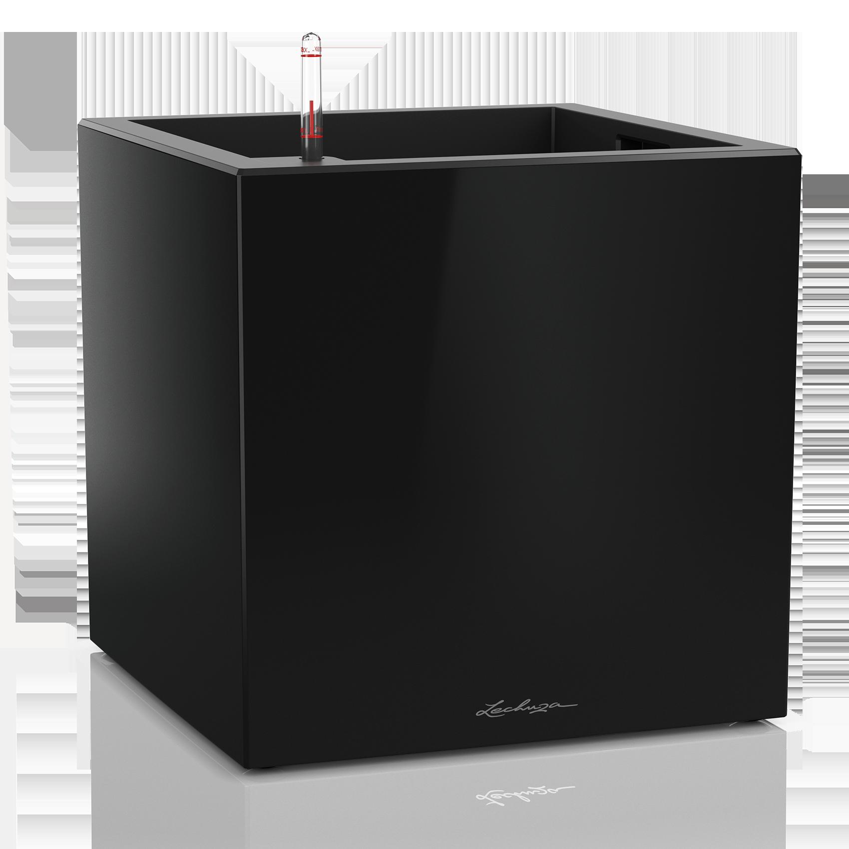 CANTO Cube 40 black high-gloss