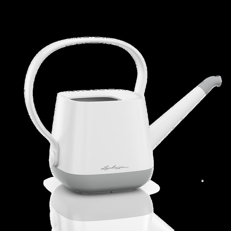 Regadera YULA blanco/gris satinado