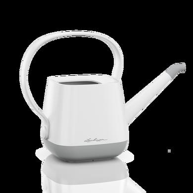 Arrosoir YULA blanc/gris satiné