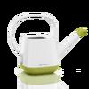 YULA watering can white/pistachio semi-gloss Thumb