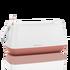 Maceta para plantar YULA blanco/rosa perlado satinado