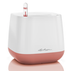 Кашпо YULA белый/ярко-розовый Thumb