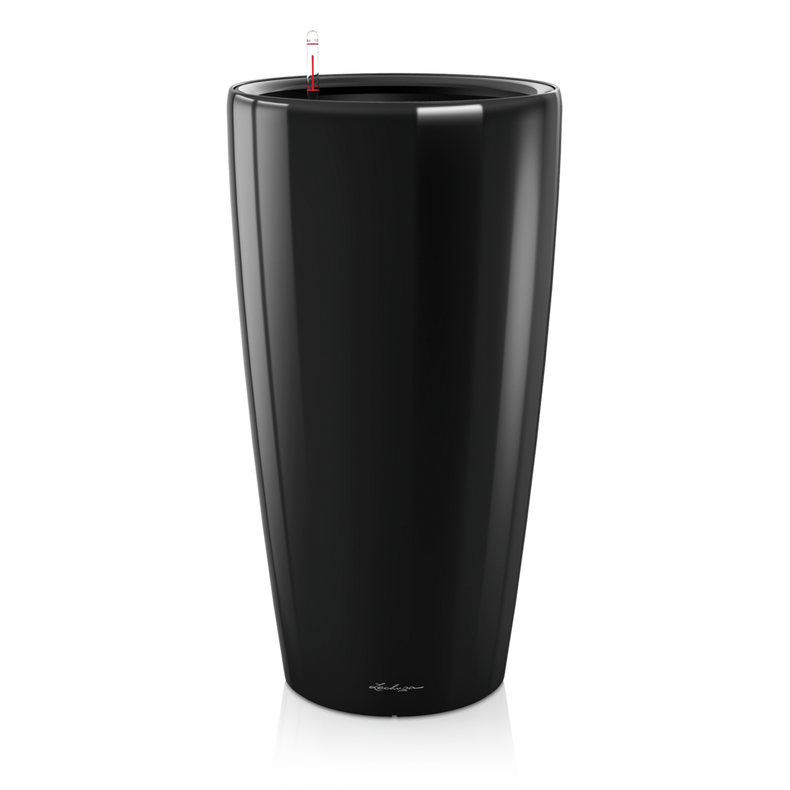 RONDO 40 schwarz hochglanz