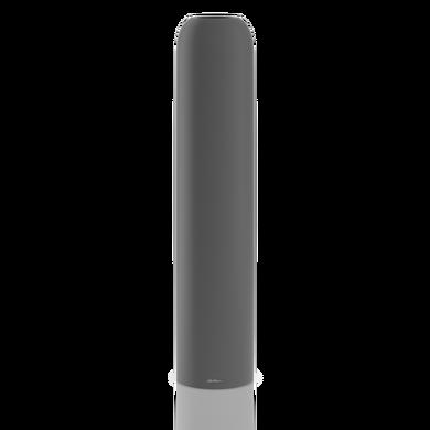El jarrón HAVALO basalt grey