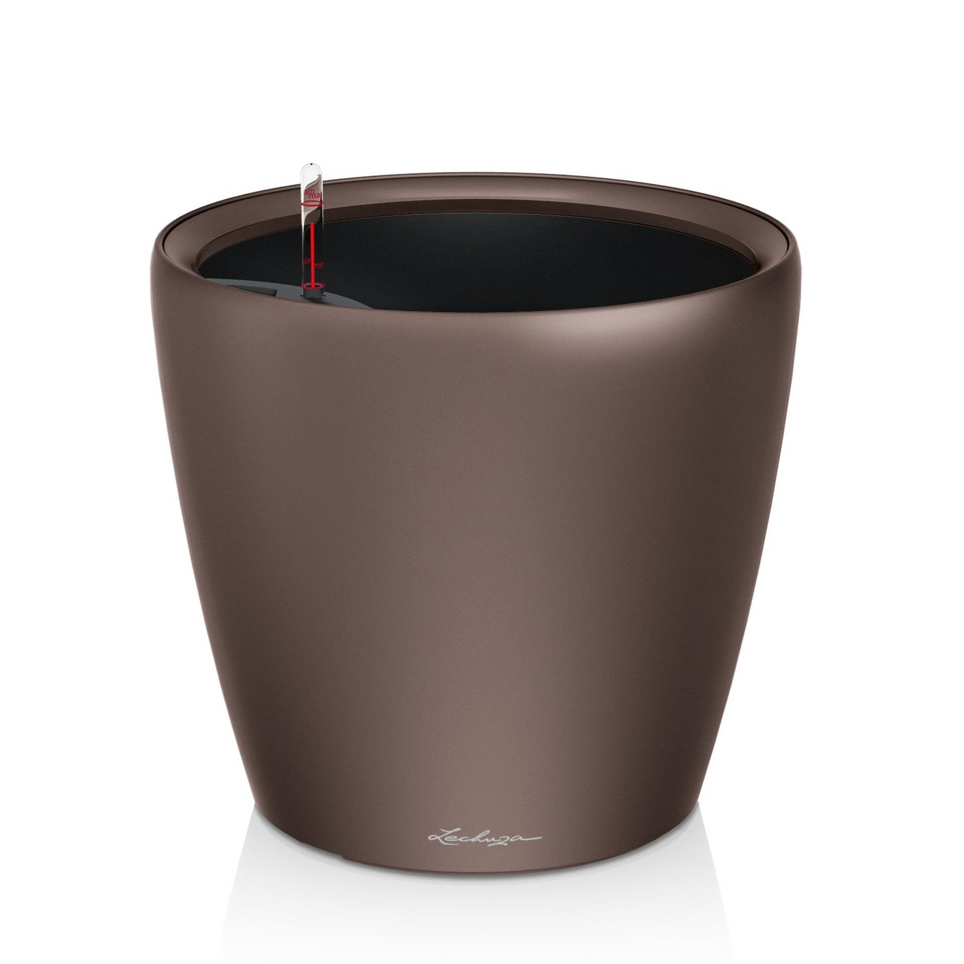 CLASSICO LS 43 espresso metallic