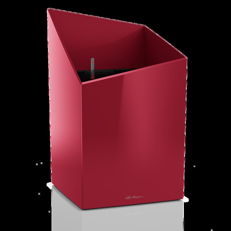 CURSIVO 30 scarlet red high-gloss