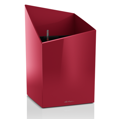 CURSIVO 30 scarlet red high-gloss