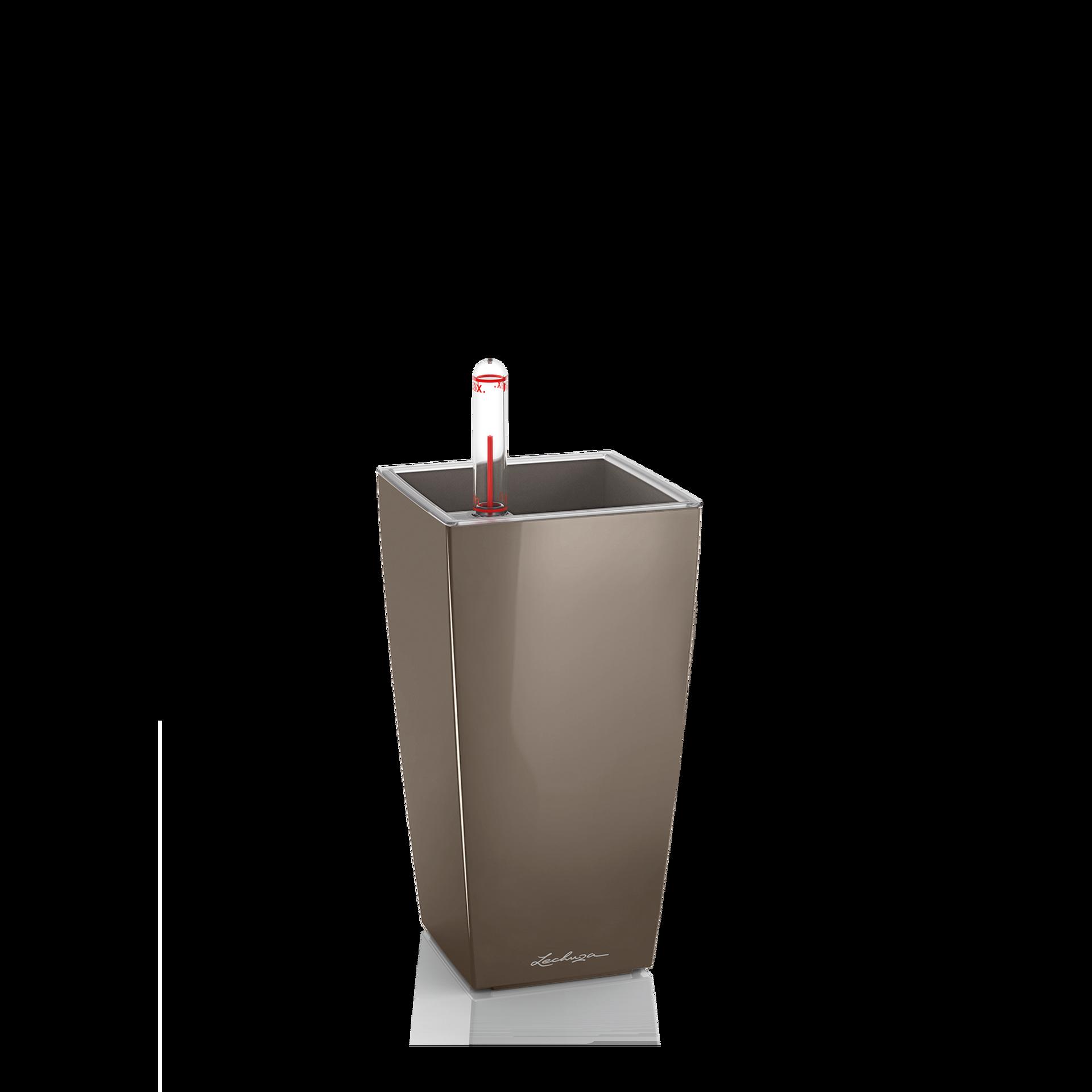 MINI-CUBI серо-коричневый блестящий