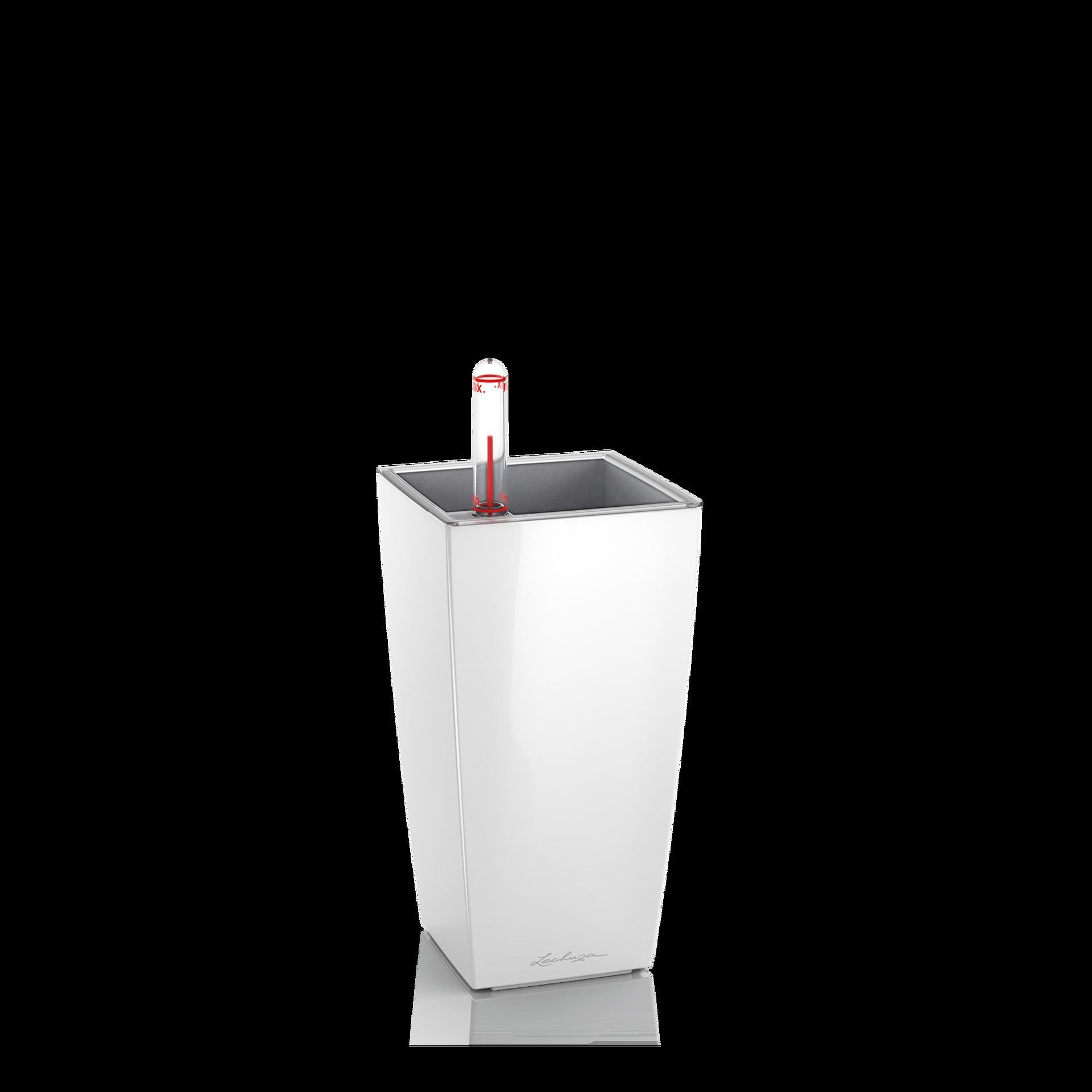 MINI-CUBI weiß hochglanz