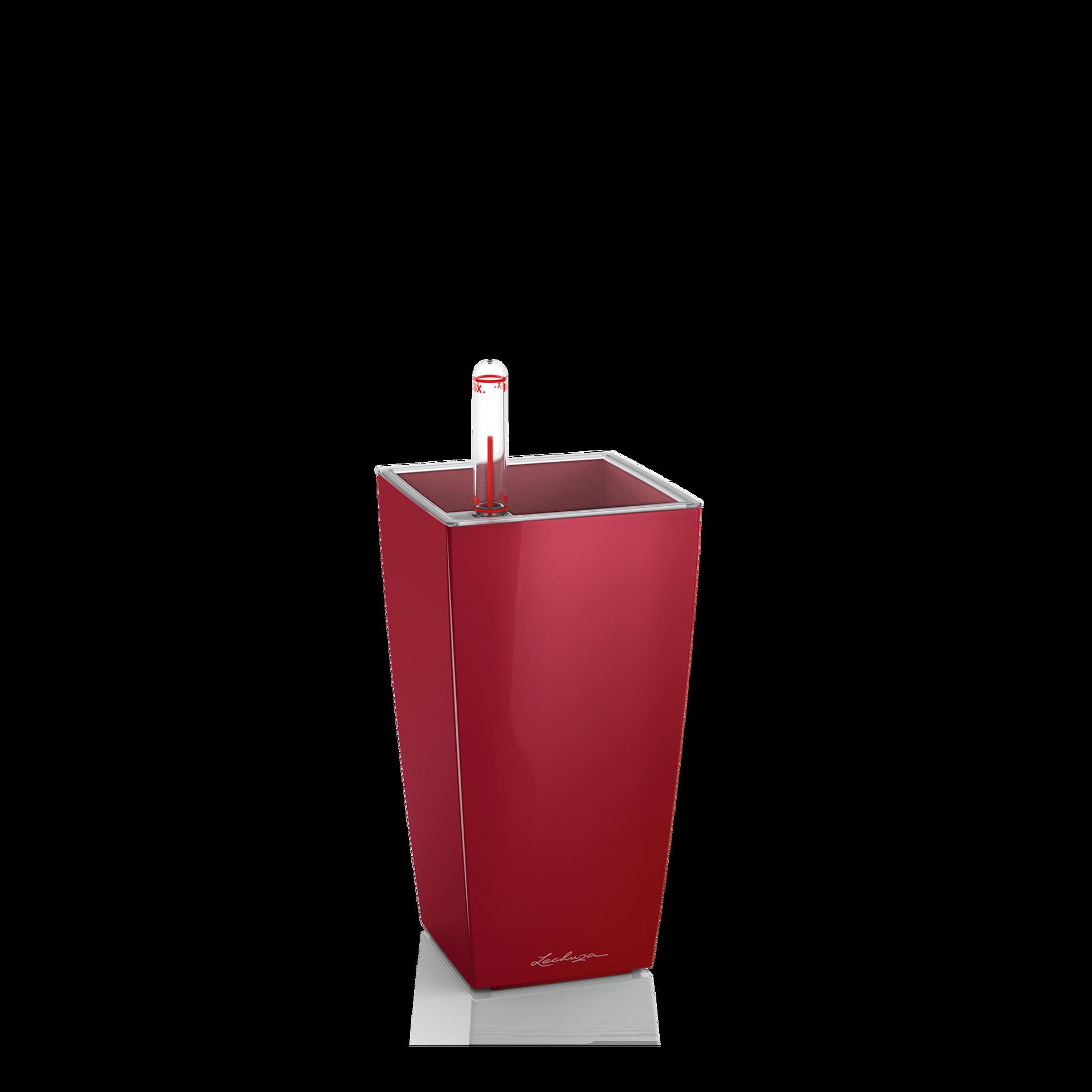 MINI-CUBI scarlet rot hochglanz