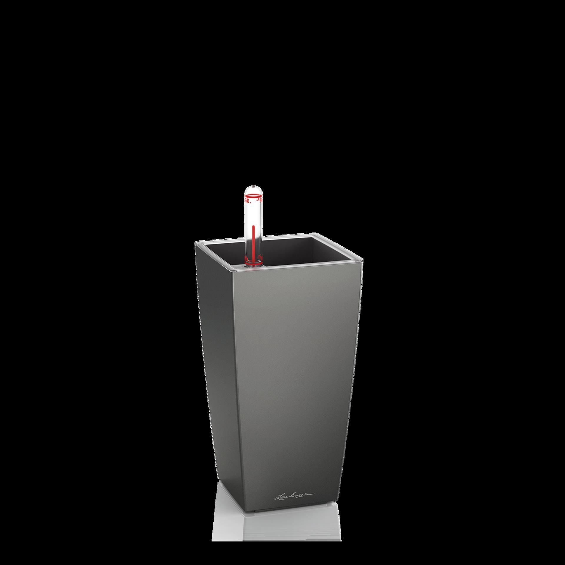 MINI-CUBI antraciet metallic