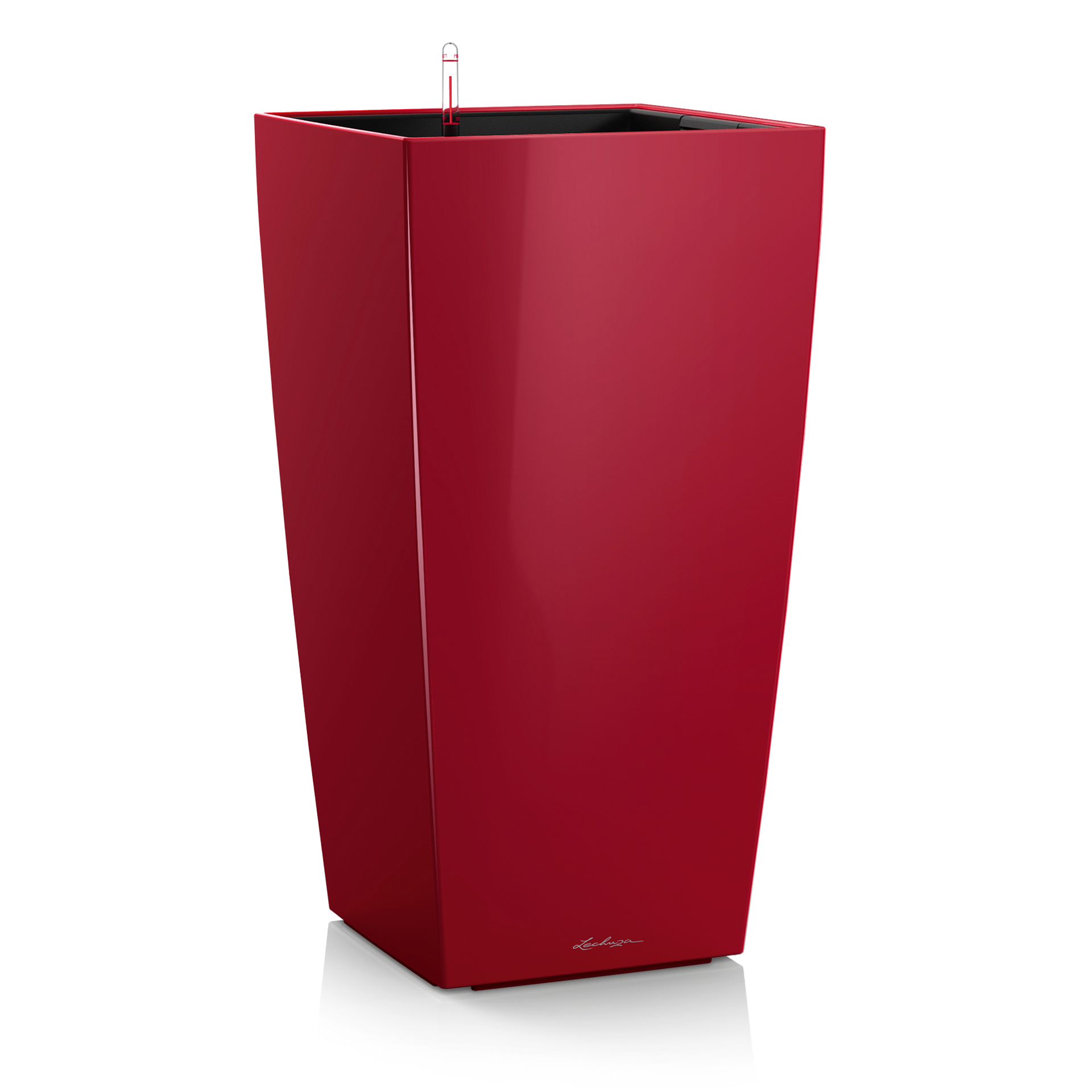 CUBICO 40 scarlet red high-gloss