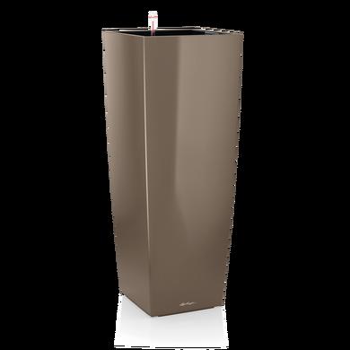 CUBICO ALTO серо-коричневый блестящий