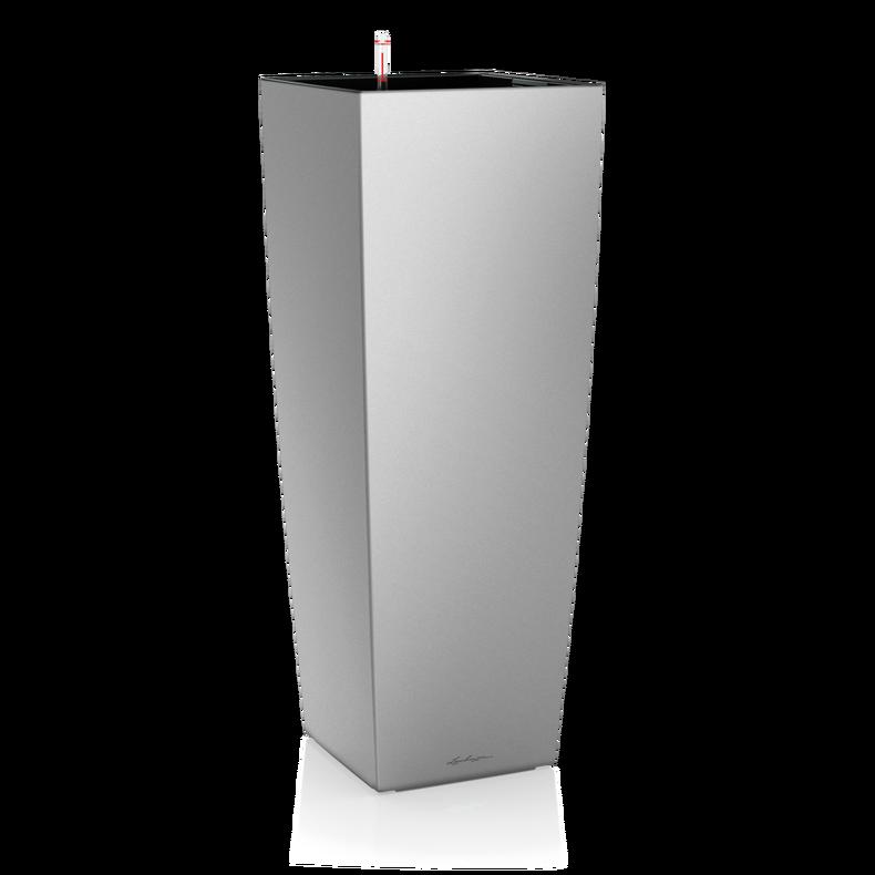 CUBICO ALTO argento metallizzato