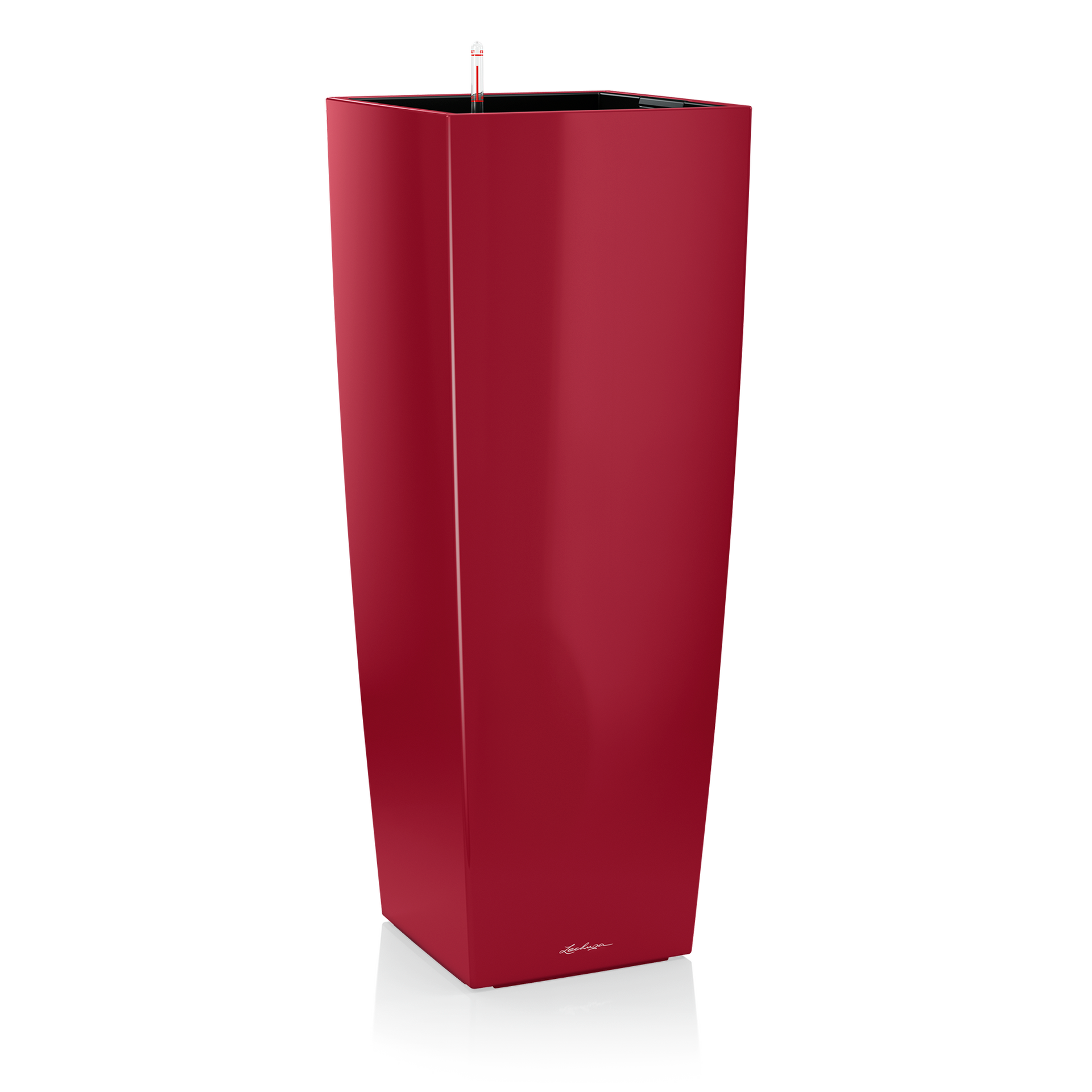 CUBICO ALTO scarlet red high-gloss