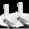 LECHUZA Soportes de balconera blanco (2 uds) thumb