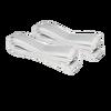 80 cm Belt Straps white for BALCONERA (2 pieces) Thumb