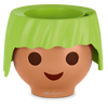 OJO apple green thumb