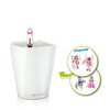 MINI-DELTINI artistic set with pony theme, white semi-gloss Thumb