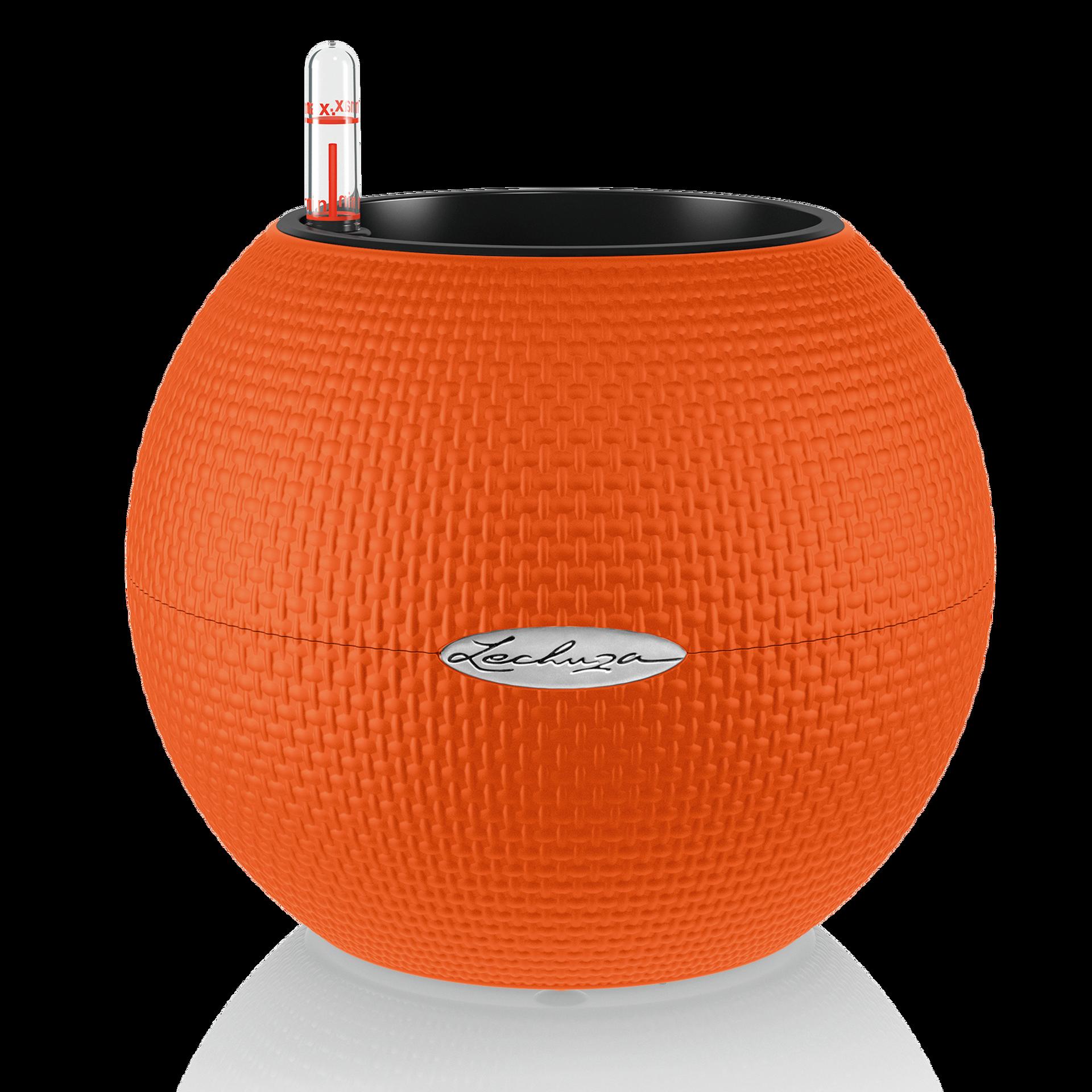 LECHUZA-PURO Color 20 naranja calabaza