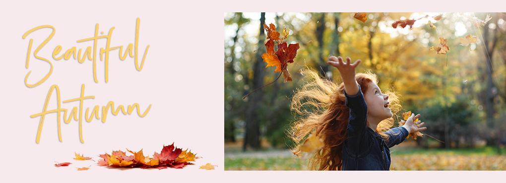Jardins d'automne colores avec LECHUZA