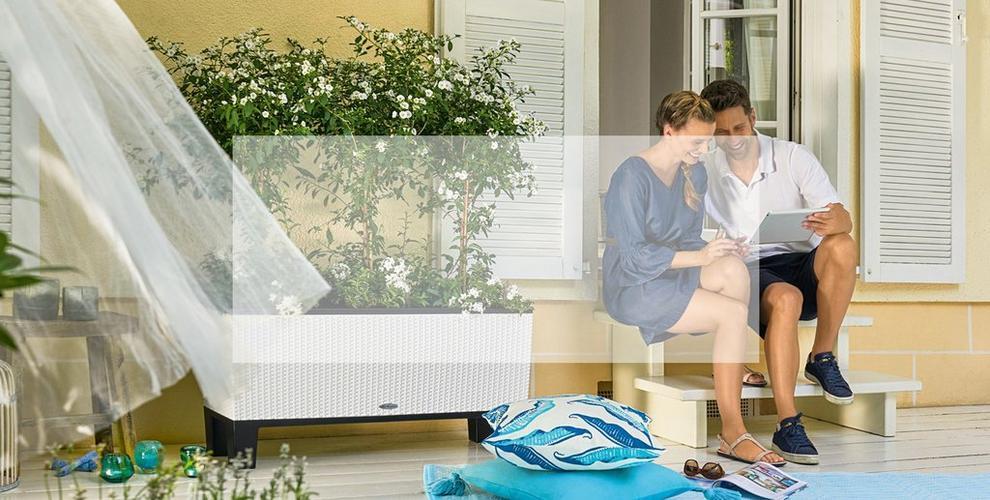 Домашний оазис в последние теплые дни: TRIO Cottage