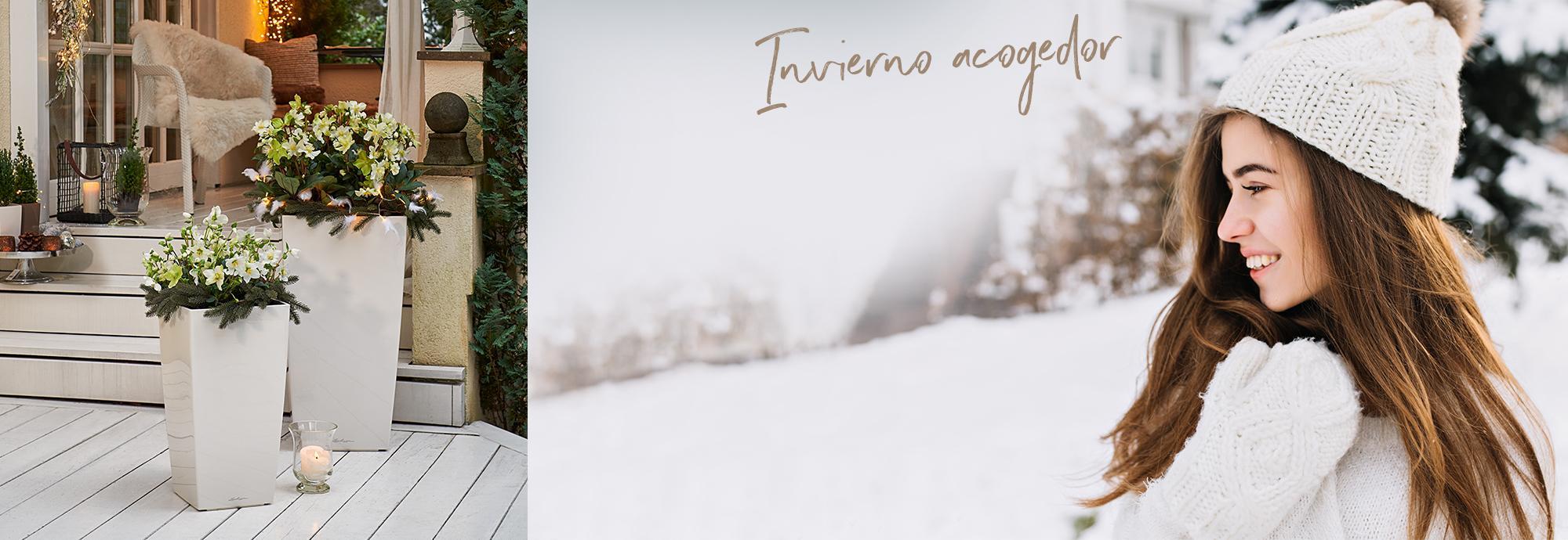 Bienvenidos al invierno con el elegante CUBICO