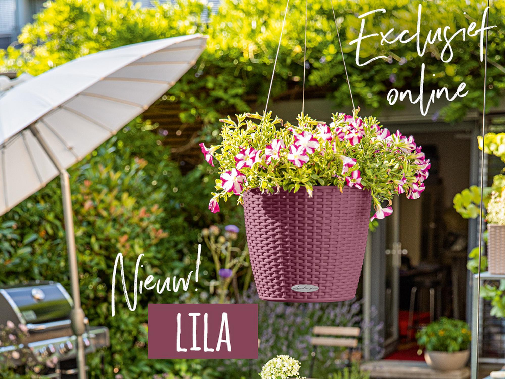 Nieuwe lentekleuren: NIDO Cottage en lilas