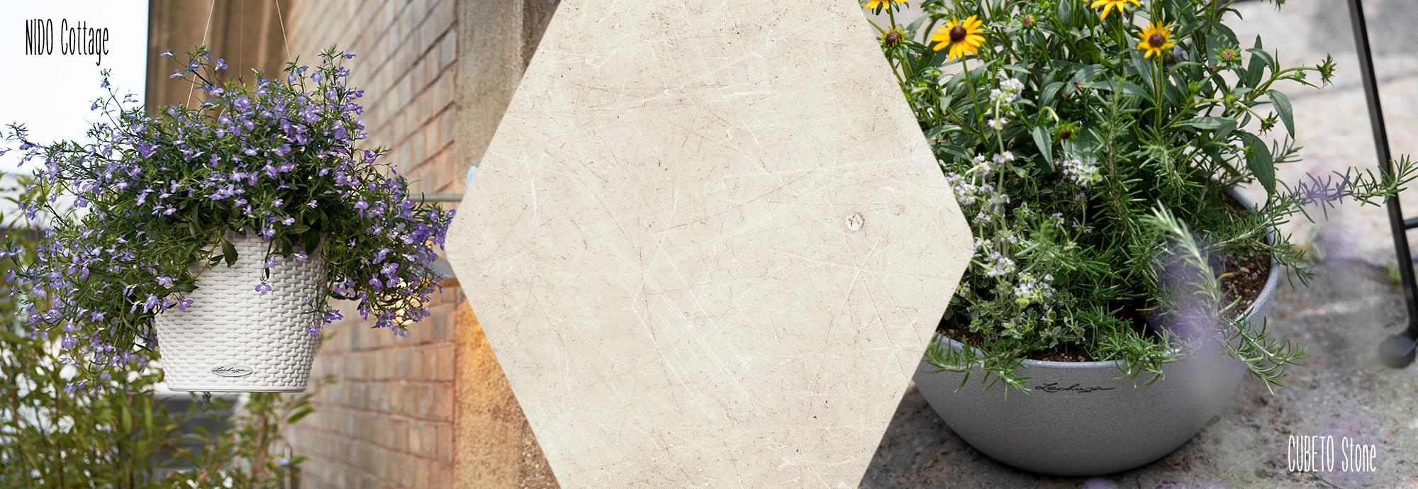 до 15% выгоды на серию CUBETO Stone и NIDO Cottage