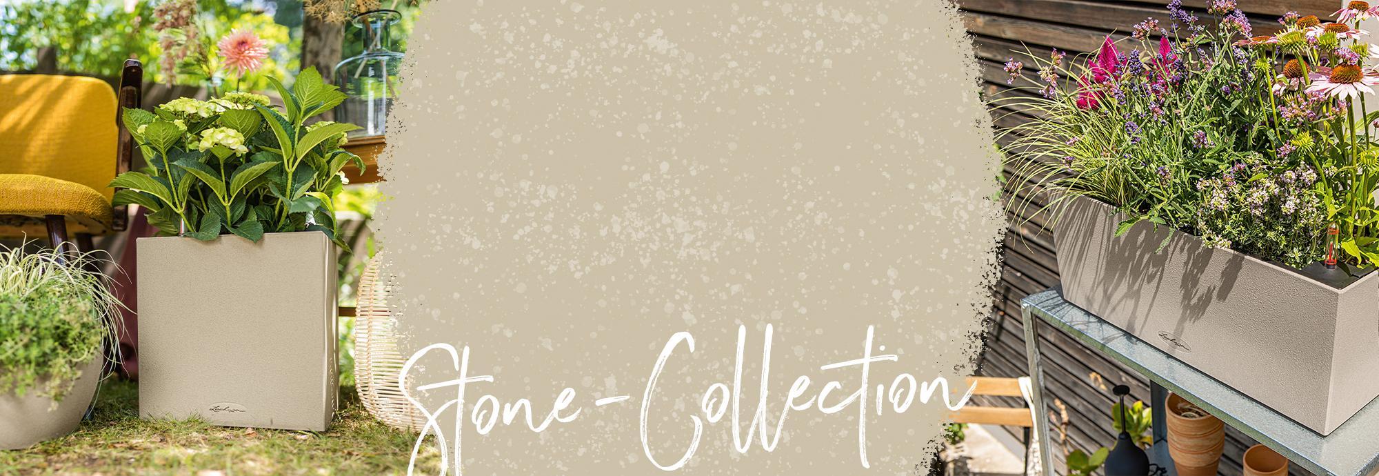 15% de réduction sur notre collection Stone en coloris beige sable