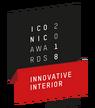 Winner of the Iconic Award 2018