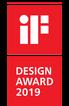 Winner of the iF Award 2019